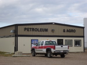 Petroleum and Agro in Sask 2013